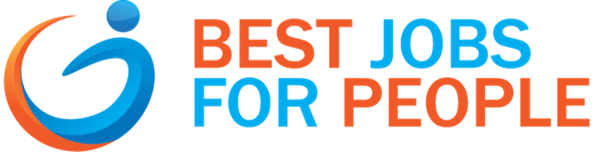 Logo Best Jobs For People